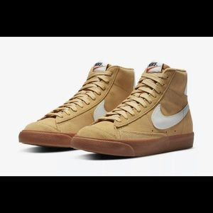 Nike Blazer Mid 77 Twine Wheat Gum DB5461